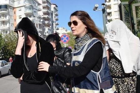 Türkiyə polisi əmiliyyat keçirdi: azərbaycanlı qadın saxlanıldı