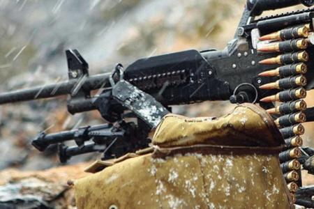 Ermənistan silahlı bölmələri atəşkəsi 24 dəfə pozub