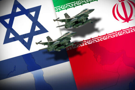 İsrail və İran birbirlərini bombaldı (VİDEO)