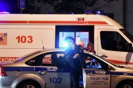 Moskvanın mərkəzində atəş açmaqda şübhəli bilinən şəxs saxlanıldı - YENİLƏN ...