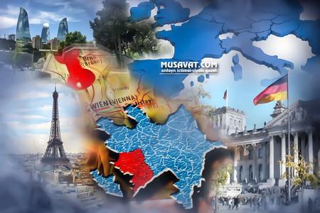 Avropa ərazi bütövlüyümüzün yanında - siyasi dəstək və... silahlarla