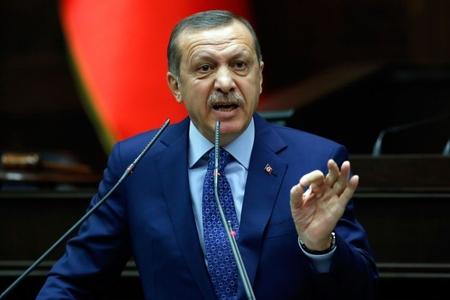 """Türkiyə prezidenti: """"Kərkük üzərindən ölkəmizin təhdid edilməsinə dözə bilmərik"""""""