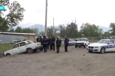 Avtomobil 7 yaşlı uşağı vurdu - vəziyyəti ağırdır - VİDEO