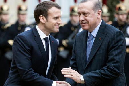 Fransadan Türkiyəyə dəstək gəldi