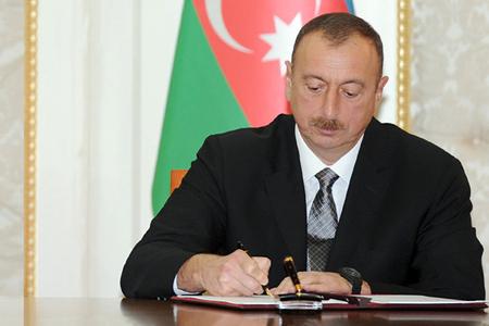 Prezident 3 rayona yeni icra başçısı təyin etdi