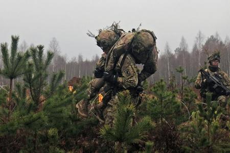 NATO-nun Litvada keçirilən təlimlərində alman hərbçi ölüb