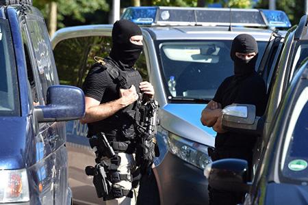 Terror aktı hazırlamaqda şübhəli bilinən Suriya vətəndaşı saxlanılıb