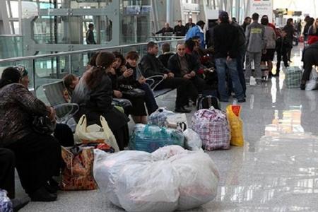 Ermənistan əhalisinin sayı azalmaqda davam edir