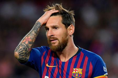 Messi Avropanın ən yaxşı futbolçusu olmaq şansını qaçırdı