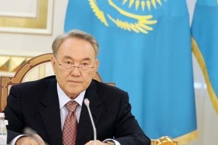 Nazarbayev Azərbaycan prezidentinə başsağlığı verib