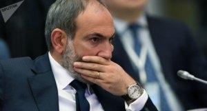 Paşinyan Ermənistanın aprel müharibəsindəki məğlubiyyəti barədə