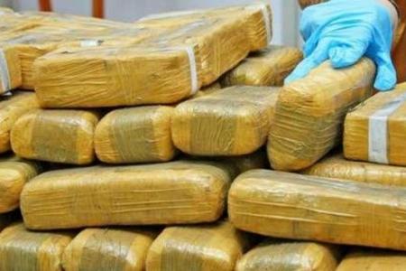 İranın Əfqanistanla sərhədində son 3 ay ərzində 16 min ton narkotik maddə tutulub