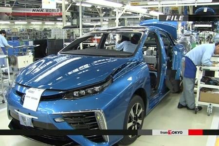 """""""Toyota"""" konserni zəlzələ səbəbindən Yaponiyadakı 16 zavodunun fəaliyyətini dayandırır"""