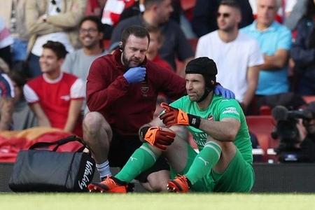 """Arsenal"""" """"Qarabağ""""la oyun öncəsi əsas qapıçısını itirdi"""