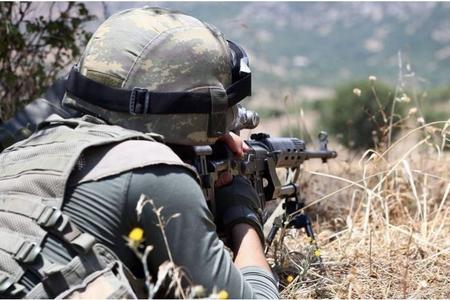 Türkiyə Hərbi Qüvvələri 16 terrorçunu məhv edib