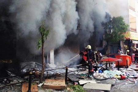 Türkiyədə partlayış baş verib, 2 nəfər şəhid olub, 3 nəfər yaralanıb