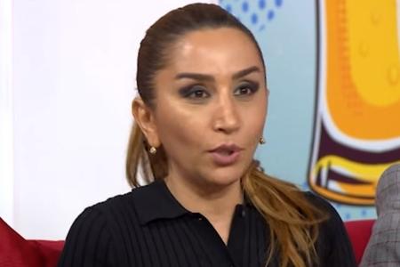 """Əməkdar artist: """"Kişinin başında qoz sındırmazlar"""" - VİDEO"""