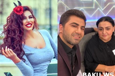 """Məşhur modeldən Zaur və Tünzaləyə: """"Özlərini qoyublar artistliyə..."""" – VİDEO"""