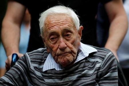 104 yaşlı alim evtanaziya ilə həyatına son verdi:
