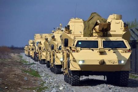 Raket və Artilleriya Qoşunlarının silah və hərbi texnikası atəş mövqelərinə çıxarılıb