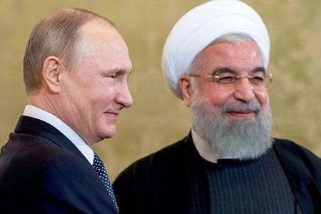 Putin və Ruhani Suriyadakı vəziyyəti müzakirə ediblər
