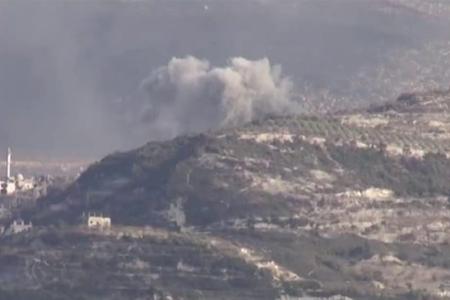 Rusiya Suriyada xəstəxananı bombaladı