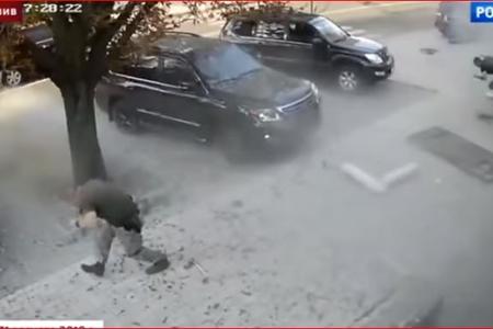 Zaxarçenkonun ölümünün videosu yayımlandı