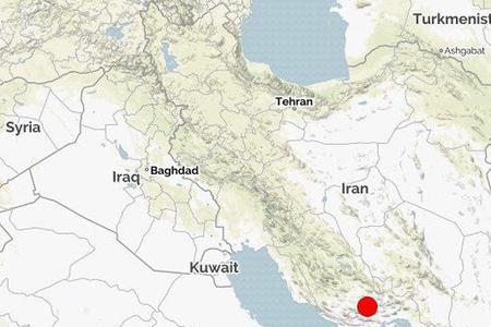 İranda zəlzələ nəticəsində 128 nəfər xəsarət alıb