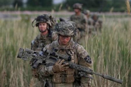 ABŞ-da hərbi bazada partlayış olub, xəsarət alanlar var