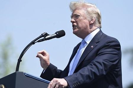 """Tramp: """"ABŞ qaçqınlar üçün düşərgəyə çevrilməyəcək"""""""