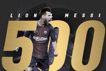 Messi İspaniya çempionatında