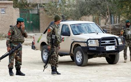 """""""Taliban""""çılar Əfqanıstanda hərbi bazaya hücum edib, ölənlər və əsir düşənlər var- FOTO"""