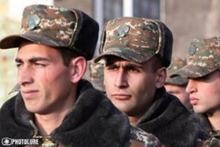 Ermənistan hərbçilərin maaşını artırmaqdan imtina etdi