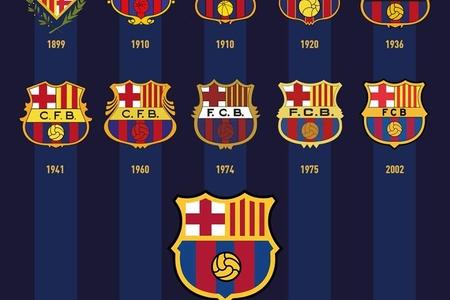 """""""Barselona"""" emblemində dəyişiklik edib"""