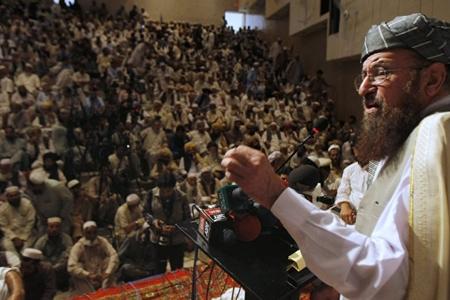 """Pakistanda """"Talibanın atası"""" ləqəbli Sami al-Xak qətlə yetirilib"""