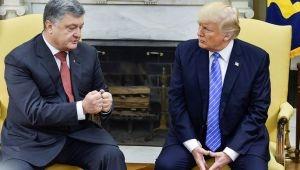 Davosda Tramp-Poroşenko görüşünün baş tutmamasının səbəbi açıqlanıb