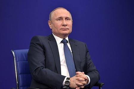 Putin ABŞ-ın sanksiya siyahısına münasibət bildirib: