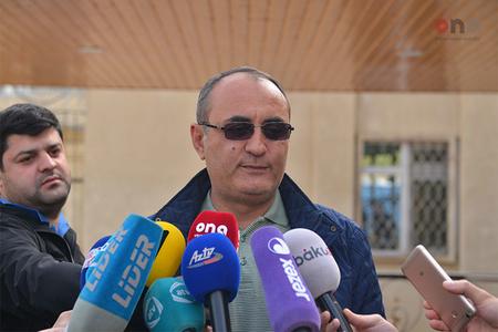 Qiyas İbrahimov və Fikrət Fərəməzoğlu azadlığa çıxıb