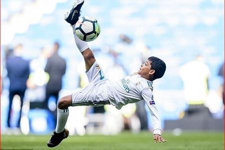 Kriştianu Ronaldu: İstəyirəm ki, böyük oğlum futbolçu olsun