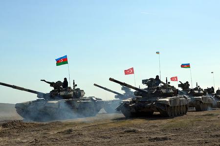 Azərbaycan-Türkiyə hərbi tank musavat ile ilgili görsel sonucu