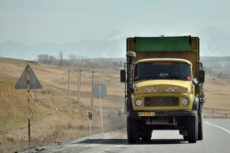 """İran TIR-ları Qarabağda: """"Hər şey daşıyırlar..."""""""