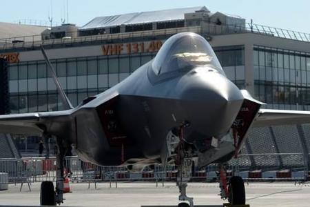 Türkiyə iyunun 21-də F-35 qırıcılarına sahib olacaq