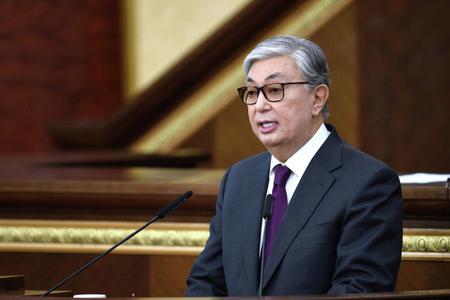 Nazarbayev Qazaxıstan prezidentliyinə Tokayevin namizəd kimi irəli sürülməsini təklif edib