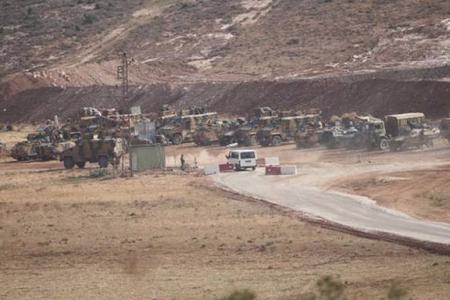 Türkiyə ordusu Suriyanın İdlib bölgəsinin strateji nöqtələrini terrorçulardan təmizləyib