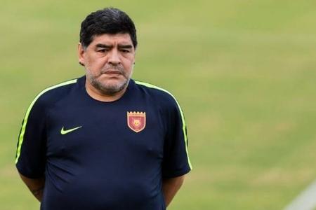 Maradona Putini seçkilərdə qələbə münasibətilə təbrik edib
