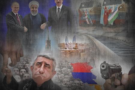 Rus tətiyində erməni barmağı – Bakıya qarşı yeni hədə