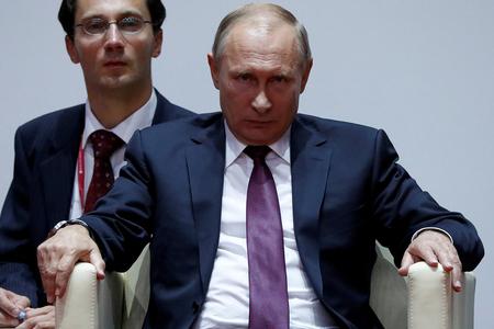 Putin Çeçenistanda xüsusi vertolyotunun atəşə tutulmasından danışıb