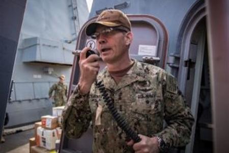ABŞ-ın beşinci donanmasının komandanı müəmmalı şəkildə öldü