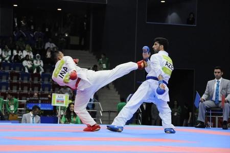Bakı-2017: Azərbaycanın 4 karateçisi finalda