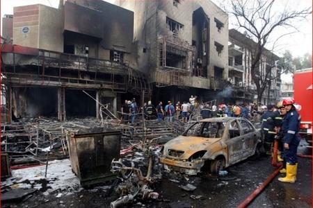 Bağdadda törədilmiş terror aktlarında ölənlərin sayı 27-ə çatıb